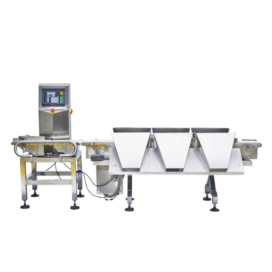 FDA Belt Check Weigher for Packing Machine pictures & photos