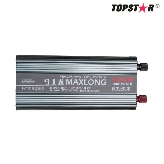 Pure Sine Wave Car Power Inverter (3200W) pictures & photos
