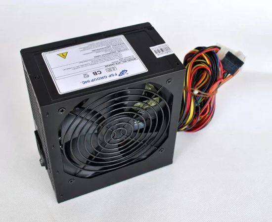 China Computer Hardware ATX 12V 2.3 Version 600W Switching Power ...