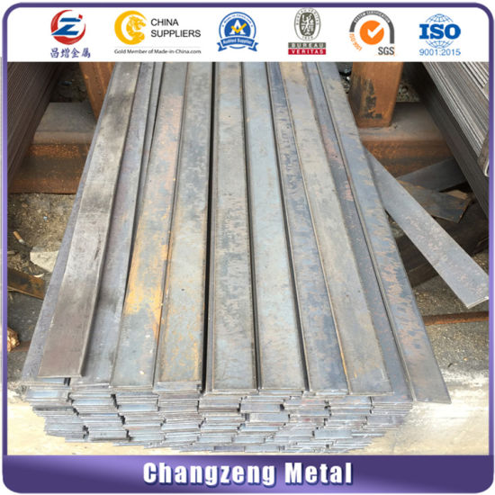 Seel Flat Bars with Material Grade Q235/Ss400 (CZ-F13) pictures & photos