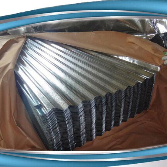 Building Metal Steel Galvanized Roofing Sheet Steel Sheet