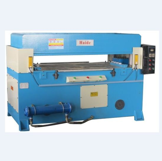 Hydraulic Manual EVA Foam Sheet Cutting Press