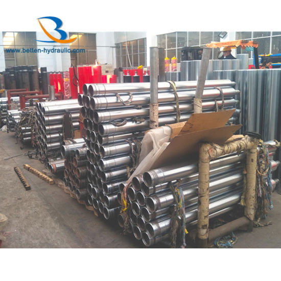 Stainless Steel Hydraulic Tubing pictures & photos