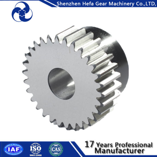2020 Hotsale High Precision Customized Transmission Gear pictures & photos