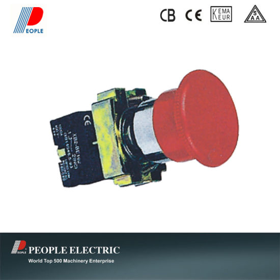Push Button Switch with Competitive Price pictures & photos