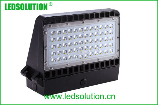 150W Indoor Outdoor Factory Workshop Lighting LED Wall Pack Light