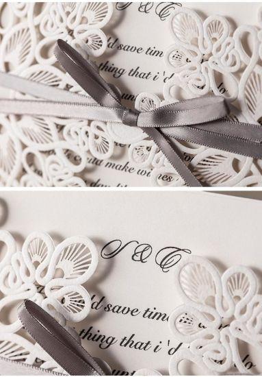 China Wedding Invitation Card Laser Cut Wedding Invitations Gift