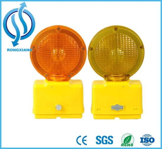 Ce Certification Traffic Cone Used Warning Light pictures & photos