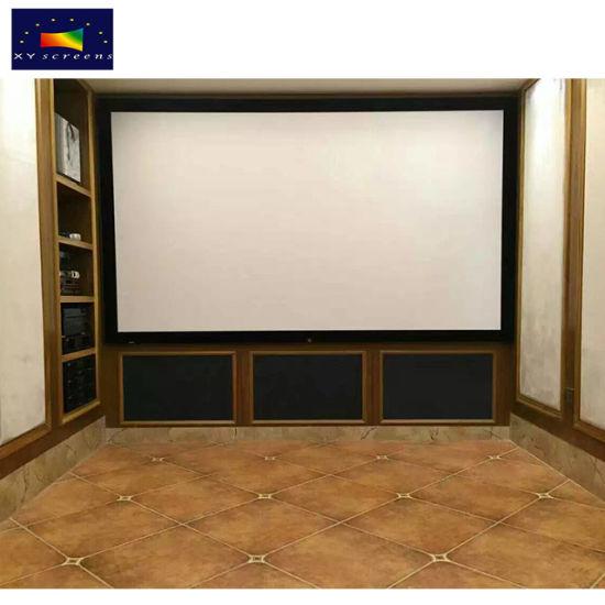 China Xyscreen HK80c-Sound Max4K High Quality Home Cinema 140\