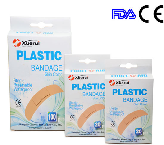 High Quality Medical Wound Bandage, Bandage Wound Plaster pictures & photos