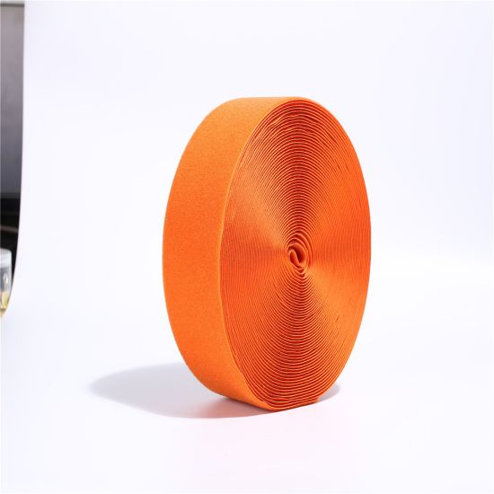 80% Nylon Tape Colored Sew on Hook and Loop Special for Diamond Polishing Pads