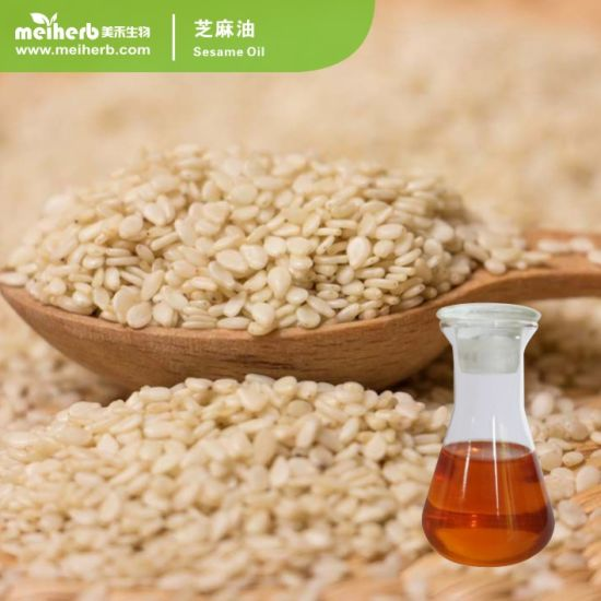 Water Soluble Food Grade Sesame Oil pictures & photos
