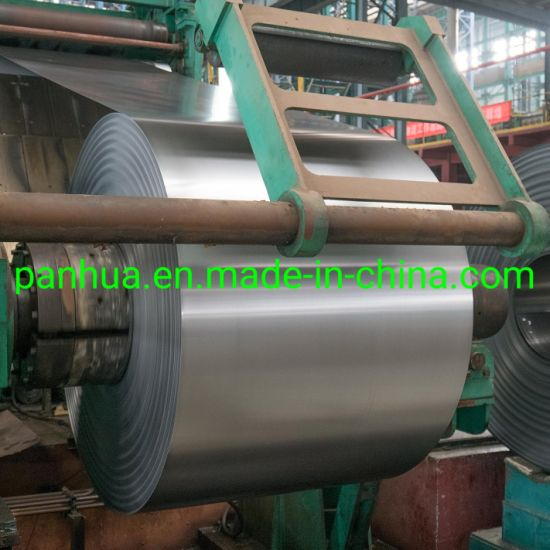 SPCC 0.3-2.0mm Thick Cold Rolled Steel Sheet Export to Asean Countries