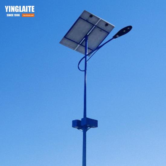 Good Performance 6 Meters High 40W Solar Street Light