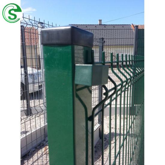 High Strength Nylofor V Shape Square Bending Netting Fence