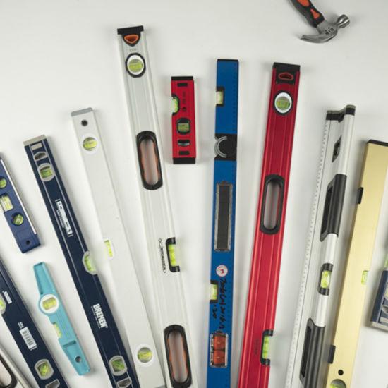 Professional High Precision Aluminium Spirit Level Measuring Tool/Hand Tools