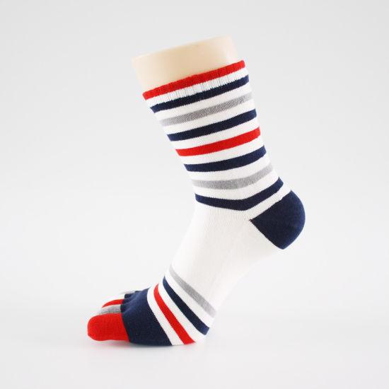 5-7 Ladies Bamboo socks Sizes 3-5 narrow stripes 5 colours