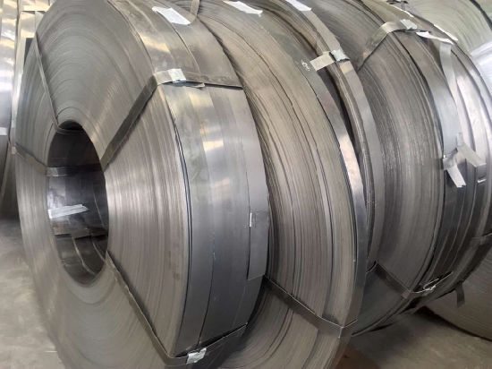 Cold Rolled Cr SPCC Steel Strip