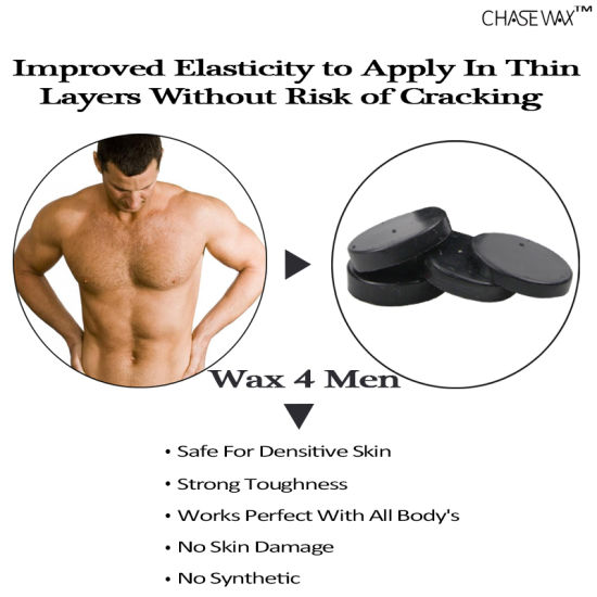 China 500g Strip Less Hair Removal Wax Tablets For Men China Hot