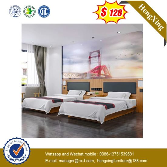 Modern Wooden MDF Living Room Home Hotel Apartment Bedroom Furniture (HX-9BE814)