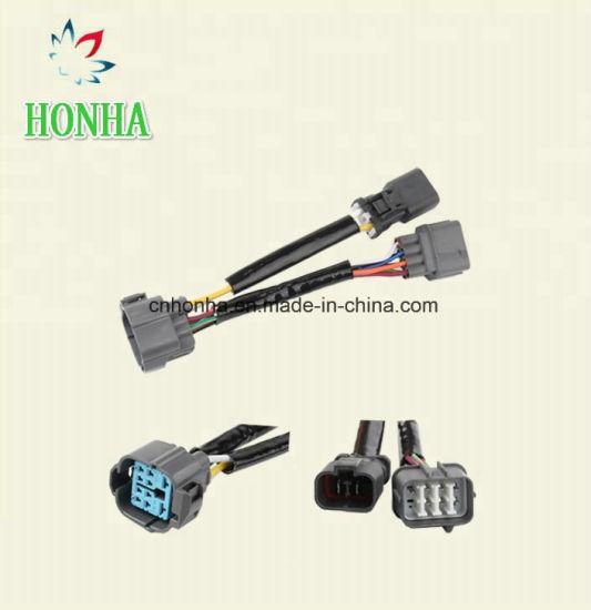 Engine Wire Harness OBD1 to OBD2 Distributor Jumper Wire Harness on