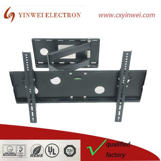 Full Motion Swivel Tilt TV Wall Mount LCD LED Bracket for 30-65'' Flat Screen