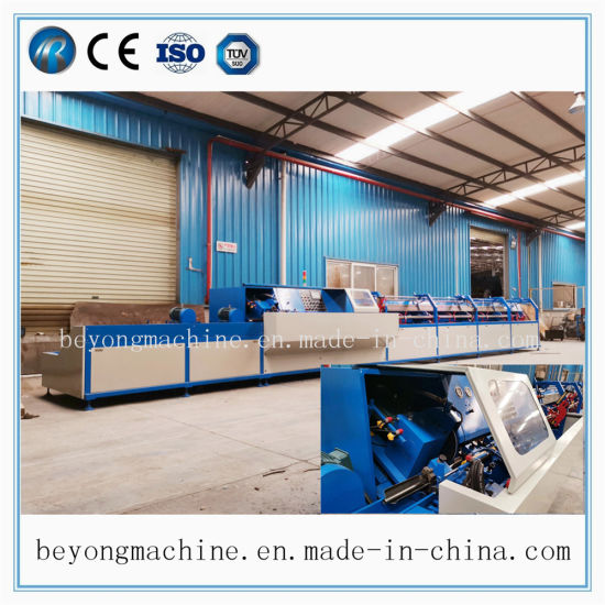 Automatic Feeding Metal Pipe Cut off Saw, Efficient High Speed CNC Tube Cutting Machine