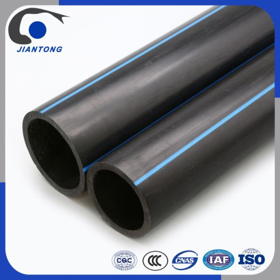 China Wholesale Plastic HDPE Pipe for Water Supply