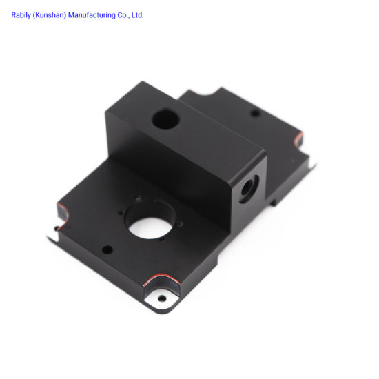 CNC Machinery Parts with Aluminum, Stainless Steel, Copper, Brass, Plastic Made in China