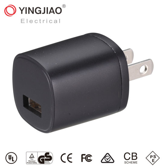 5V 1.2A DC White USB Charger with Ce pictures & photos