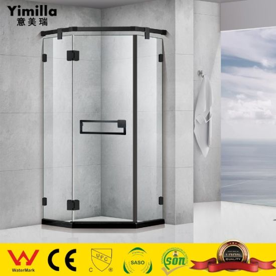 Bathroom Accessories Stainless Steel Wholesale Black Shower Enclosure