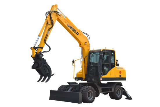 High Quality Agriculture and Forestry Excavator