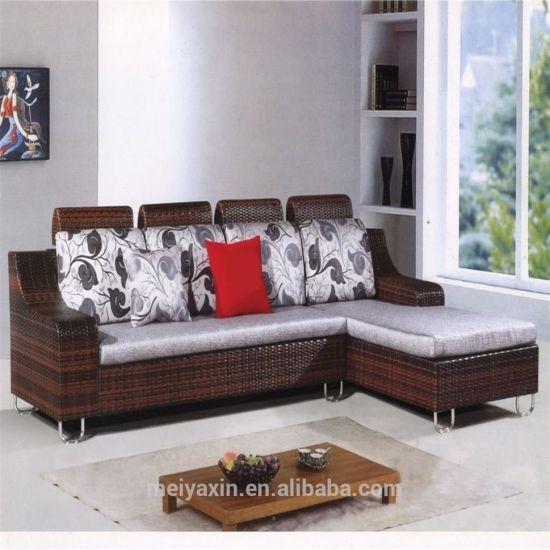Circular Furniture Sofa Round Wicker Sofa Outdoor Sofa Set