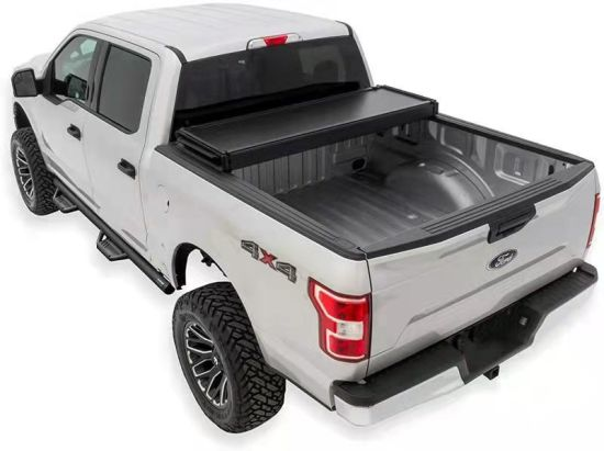 Car Parts Tonneau Cover for Ford F-250/350 6.8FT Pickup Truck Bed Cover