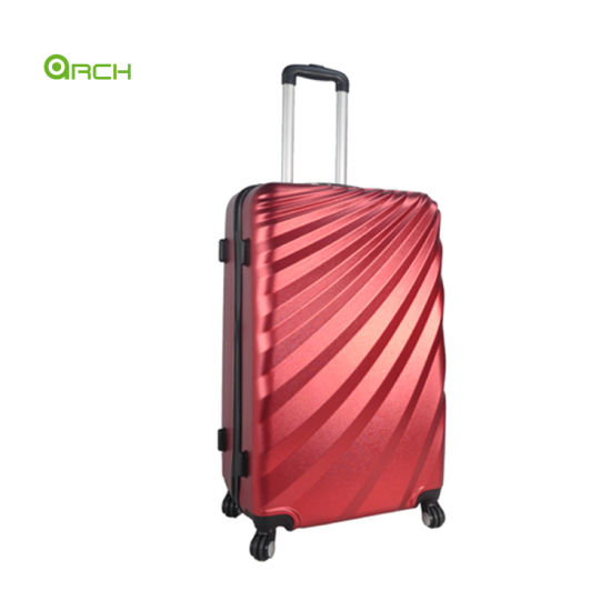 Customizable New Fashion Designer China Factory Suitcase ABS+PC Aluminum/PP/Polycarbonate Trolley Travel Hard Case/Shell Bag Luggage for Kids and Adult pictures & photos