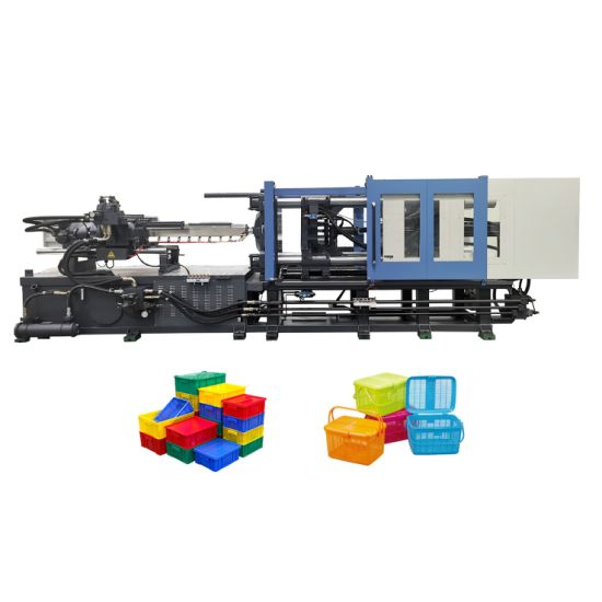 2 Platen Injection Molding Machine for Fruit and Vegetable Basket pictures & photos