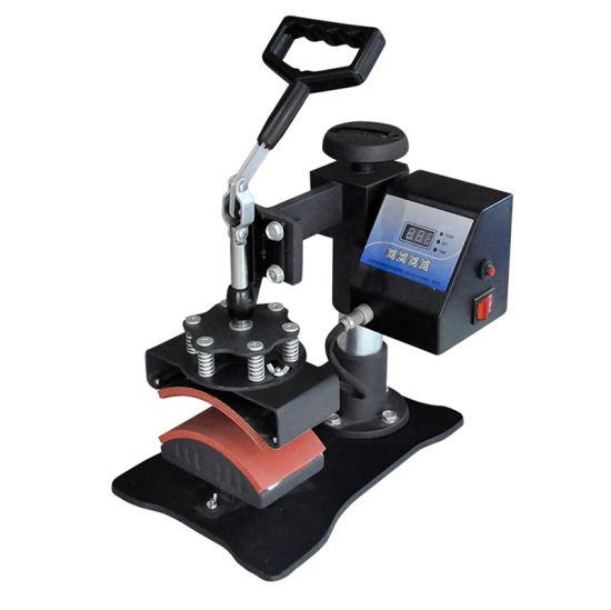 Hot Sell Heat Press Transfer Machine Sublimation Cap Hats Printing Machine