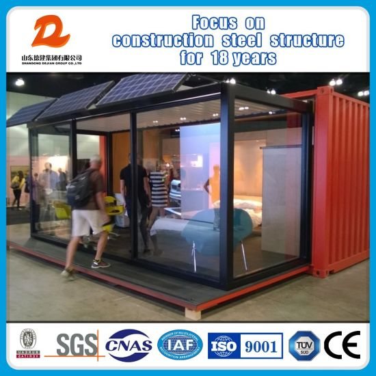 SGS Portable Container Cabin Canteen Container House