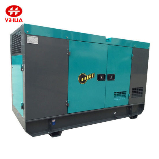10kw/12.5kVA Silent EPA UK Engine Diesel Generator with Stamford Alternator