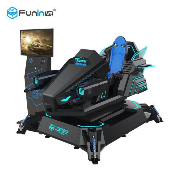 Vr Simulator 9d Vr Car Racing Game Machine