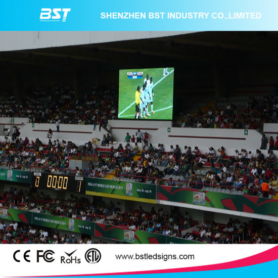 P8 High Resolution Outdoor Advertising LED Display Screen