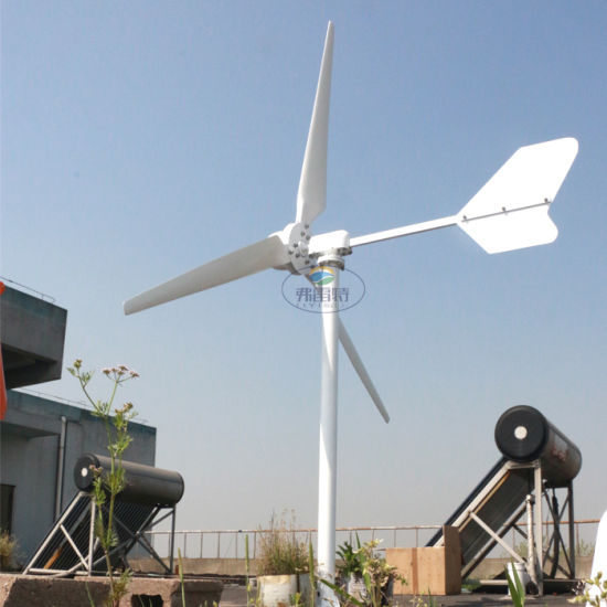 2kw Wind Power Generator 96V with 3 Blades pictures & photos