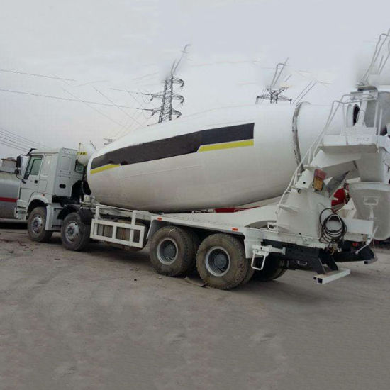 Good Quality 6X4 Mini Ready Mixed Concrete Mixer Truck Price