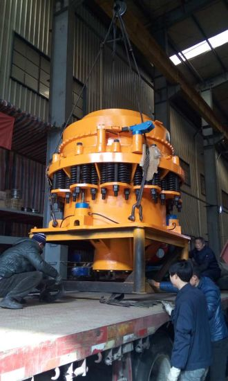 Nice for Stone Crushing of The High Performance Compound Cone Crusher pictures & photos