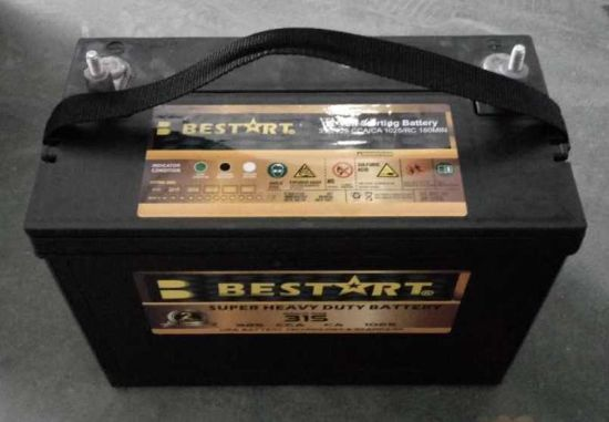 Maintenance Free Battery Cmf-31s-860 (12V100Ah) Bestart pictures & photos