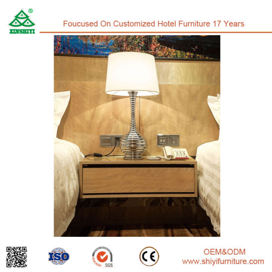 Customized Hospitality Modern Hilton 5 Star Hotel Bedroom Furniture Set pictures & photos