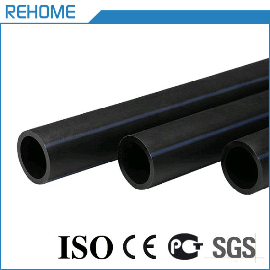 Hot Sale Pn20 Pressure Size 16mm HDPE Poly Pipe