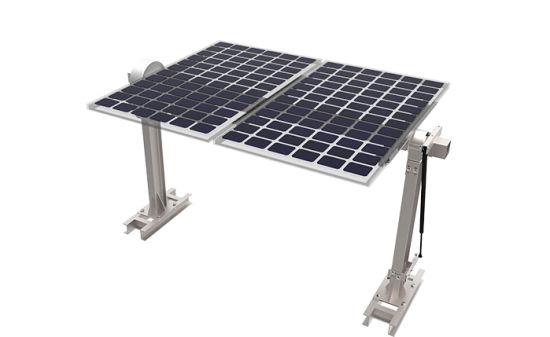 Aluminum/Aluminium Tracking Solar Panel System