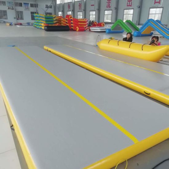 Wholesale Price Popular Air Floor 5m Inflatable Gym Air Mattress for Sale