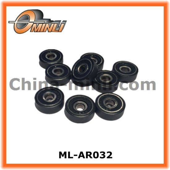 Nylon Roller Bearing for Sliding Wardrobe Wooden Door (ML-AY002) pictures & photos